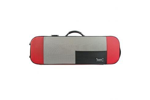 BAM 5001SR Stylus Violin Case Red Huse și cutii pentru viori