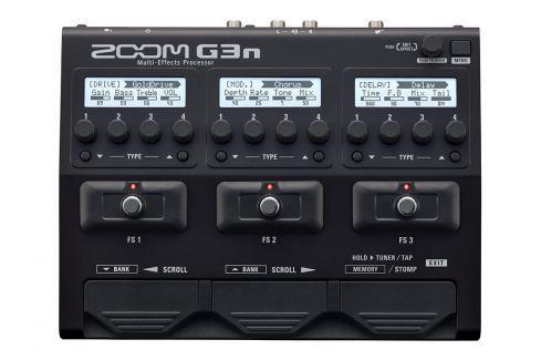 Zoom G3n Multi-Effects Processor (B-Stock) #909429 Multi-efecte de podea pentru chitară