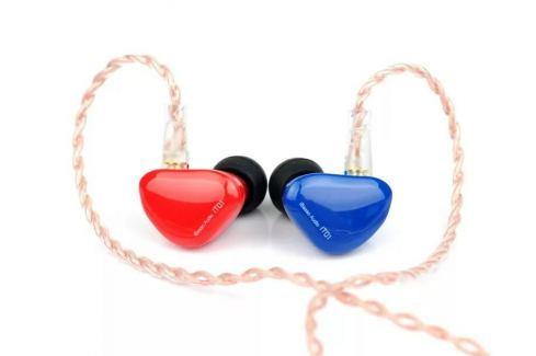 iBasso IT01 Red-Blue Căști In-Ear