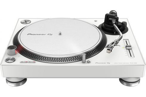 Pioneer Dj PLX-500-W (B-Stock) #909008 Platane / pick-upuri de DJ