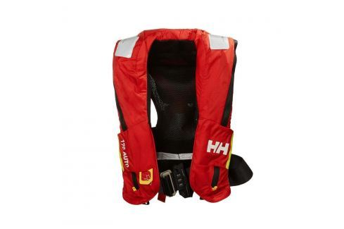 Helly Hansen SAILSAFE INFLATABLE COASTAL ALERT RED BOATS-Veste de salvare automate