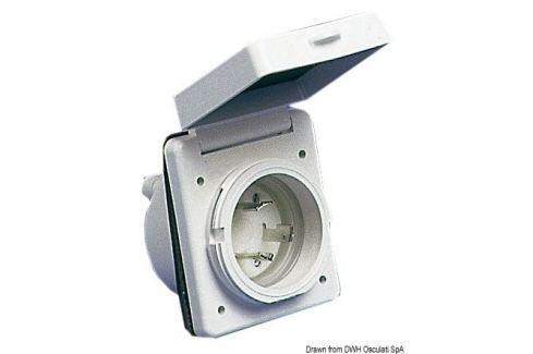 Osculati ABS socket 30 A 220 V BOATS-Prize / Mufe