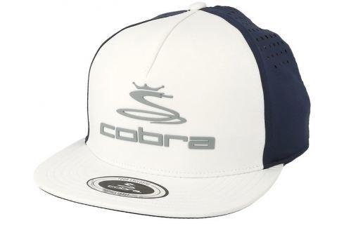 Cobra Tour Vent Adjustable Cap White Caschete