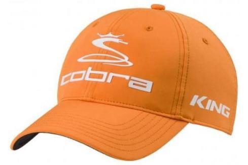 Cobra Pro Tour Cap Vibrant Orange S/M Caschete