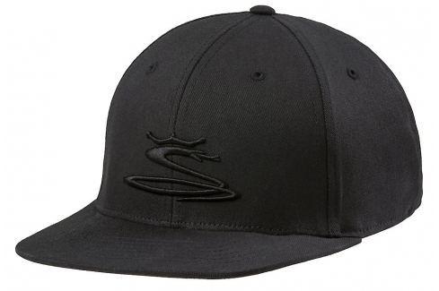 Cobra Tour Snake Snapback Cap Black Caschete