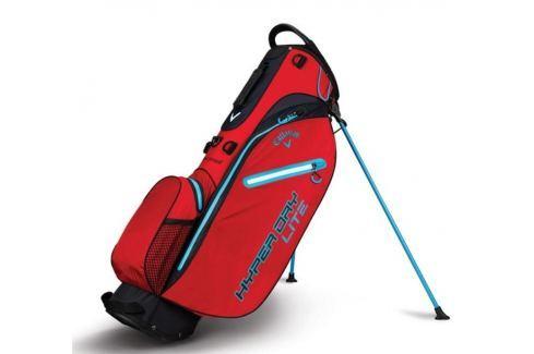 Callaway Hyper Dry Lite Stand Bag Red/Black/Neon Blue 2018 Huse pentru stative