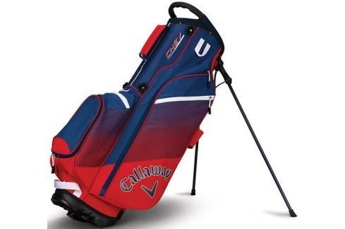 Callaway Chev Org Stand Bag Red/Navy/White 2018 Huse pentru stative