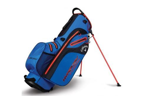 Callaway Hyper Dry Fusion Stand Bag Royal/Black/Red 2018 Huse pentru stative