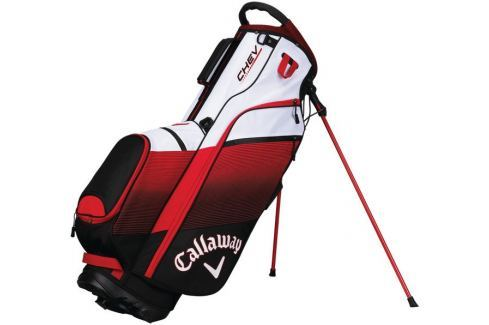 Callaway Chev Org Stand Bag Black/Red/White 2018
