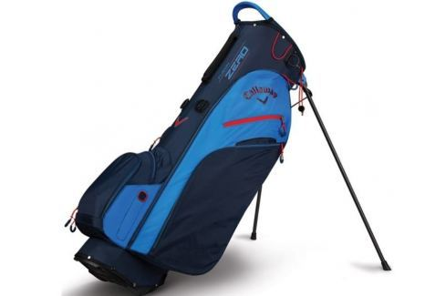Callaway Fusion Zero Stand Bag Navy/Royal/Red 2018 Huse pentru stative