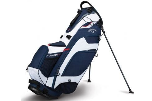 Callaway Fusion Stand Bag Navy/White/Red 2018 Huse pentru stative