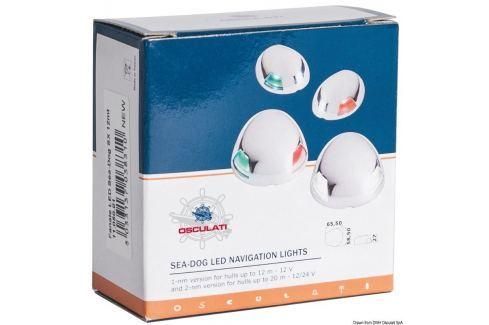 Osculati Sea-Dog led navigation light 225° bicolor 12 m BOATS-Lumini de navigație