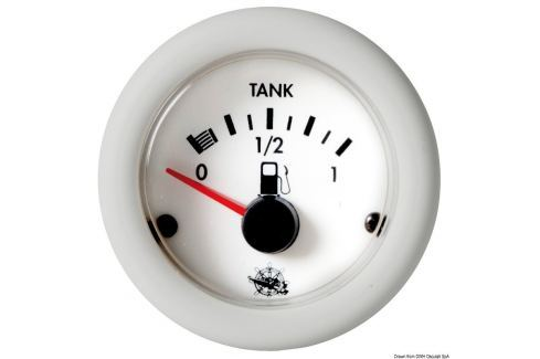 Guardian Guardian fuel level indicator white 12 V BOATS-Instrumente de bord / Alarme
