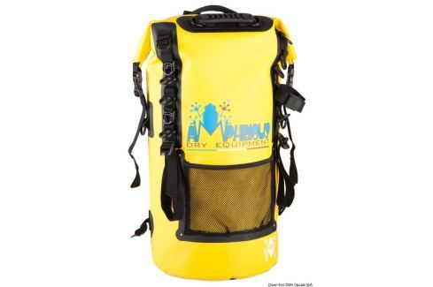 Osculati PVC AMPHIBIOUS Quota watertight backpack 30l yellow BOATS/Vodotesné vaky