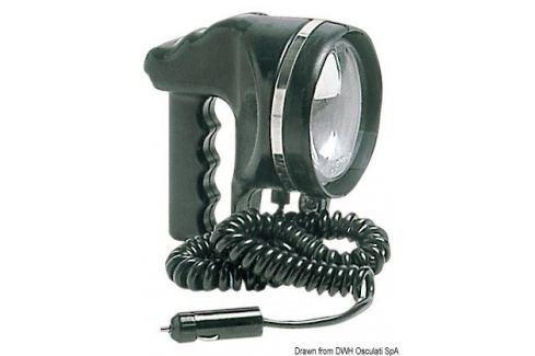 Osculati Portable light, adjustable 12/24V/55W BOATS-Iluminare exterioară