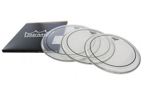 Remo Drum Head Pinstripe Transparent ProPack 12'' 13'' 16'' Fețe de tobă transparente