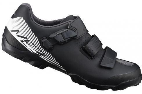 Shimano SHME300 Black 43 BIKE-Pánska cyklistická obuv