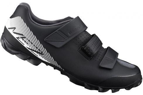 Shimano SHME200 Black 43 BIKE-Pánska cyklistická obuv