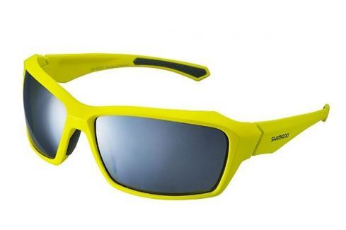 Shimano S22X Smoke Mat Lime Yellow