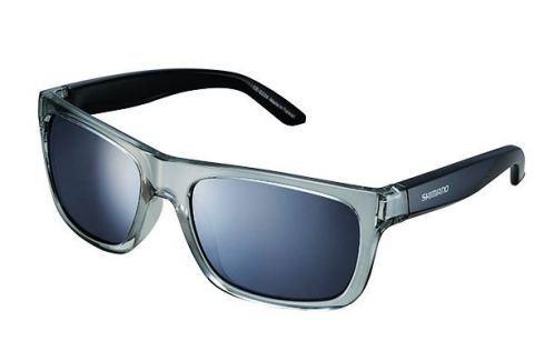 Shimano S23X Smoke Transparent Grey/Black Bike-Ochelari de soare