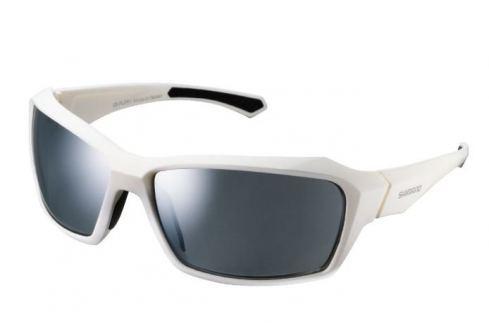 Shimano CE-PLSR1 Pulsar Smoke Mat White Bike-Ochelari de soare