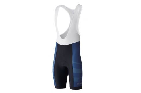 Shimano Team BIB Shorts Navy XL