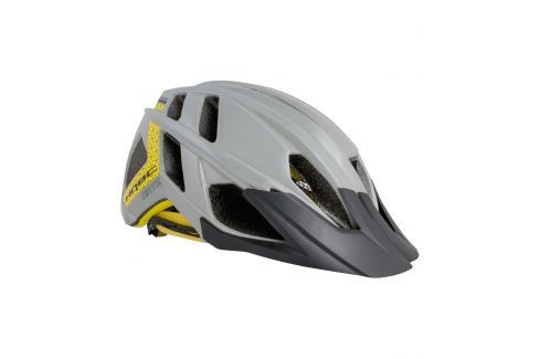 HQBC DIRTZ Grey/Yellow Gloss 52-58 Cascăști de protecție