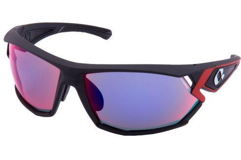 HQBC QX4 Black/Red Bike-Ochelari de soare