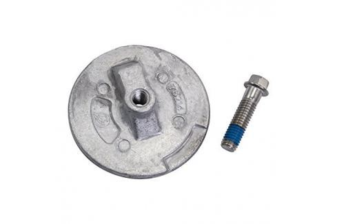 Quicksilver Aluminium trim tab anode plate Merc Alpha 2 / 97-76214Q5 BOATS-Anozi