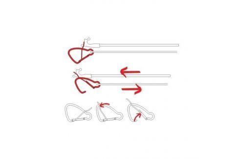 Lindemann Lindemann Mooring hook AISI316 200mm BOATS-Vâsle / Cârlige