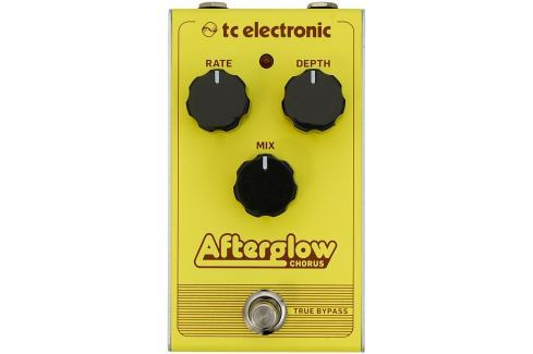 TC Electronic Afterglow Chorus (B-Stock) #909456 Chorus / Flanger / Phaser