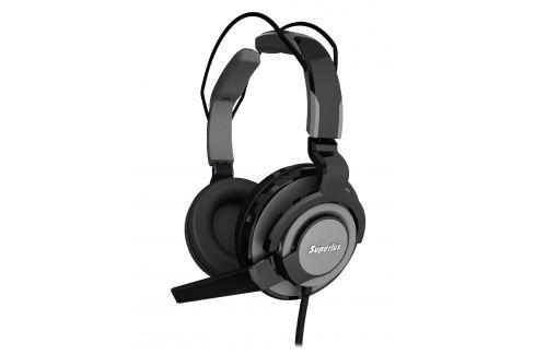Superlux HMC631 Grey (B-Stock) #909478 Căști cu microfon