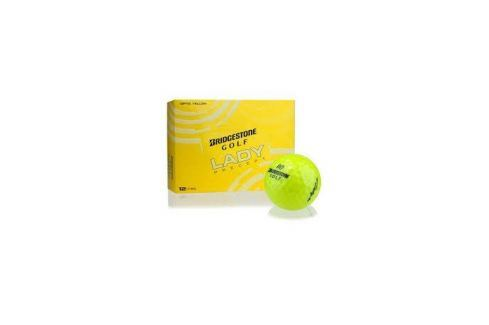 Bridgestone Lady Yellow 2015 Mingi de golf noi
