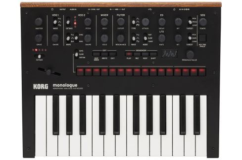 Korg Monologue Black (B-Stock) #908756