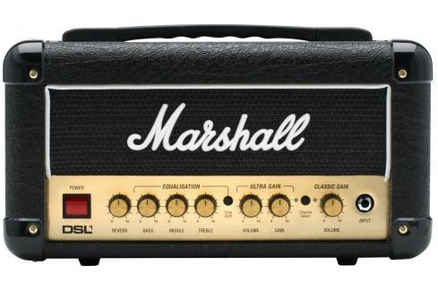 Marshall DSL1HR (B-Stock) #909528 Head-uri de chitară pe lămpi