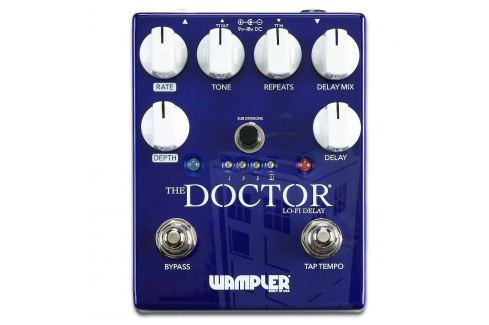 Wampler The Doctor Delay / Reverb