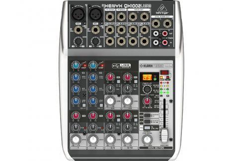 Behringer XENYX QX1002 USB (B-Stock) #909563 Mixere până la 10 canale