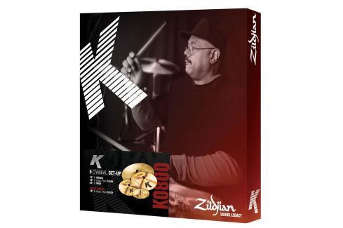 Zildjian K Box Set 2014 (B-Stock) #909570 Seturi de cinele