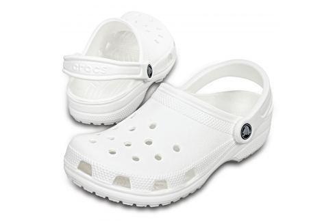 Crocs Classic Unisex Adult White 45-46 BOATS/Pánska obuv