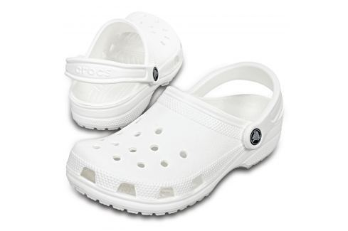 Crocs Classic Unisex Adult White 42-43 BOATS/Pánska obuv