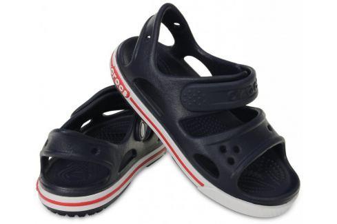Crocs Crocband II Sandal PS Navy/White 34-35 BOATS/Detská obuv