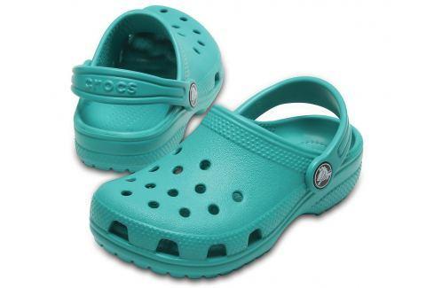 Crocs Classic Clog Kids Tropical Teal 33-34 BOATS/Detská obuv