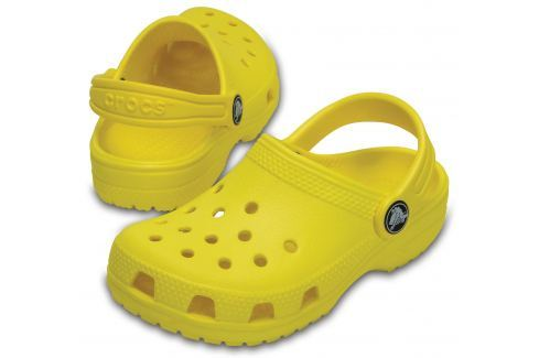 Crocs Classic Clog Kids Lemon 23-24