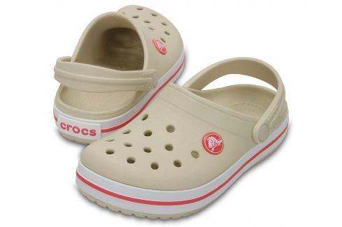 Crocs Crocband Clog Kids Stucco/Mellon 29-30 BOATS/Detská obuv