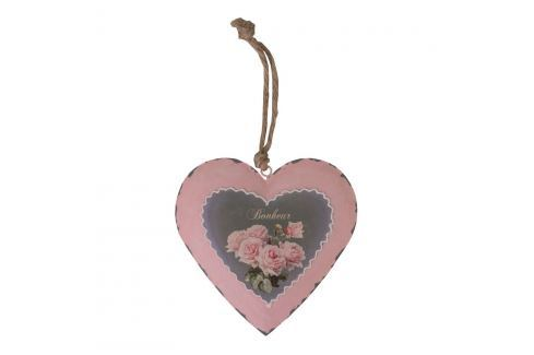 Inimă decorativă Antic Line Bonheur Decorațiuni ingenioase