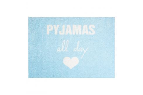 Preș Mint Rugs StateMat Pyjamas All Day, 50 x 75 cm, albastru Preșuri