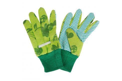 Mănuși de grădinărit pentru copii Esschert Design, verde Ustensile pentru grădinărit