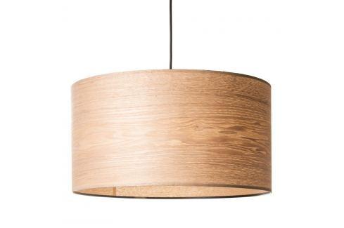 Lustră din furnir de lemn Tomasucci Varm Lustre și plafoniere