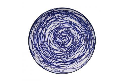 Farfurie Tokyo Design Studio Bleu de'Nîmes Hokuto, ⌀ 20,6 cm Farfurii
