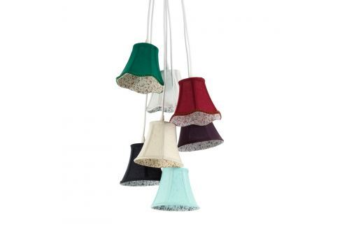 Lampă de tavan cu 7 cabluri Tomasucci Bells Lustre și plafoniere